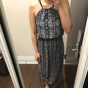 Dresses & Skirts - 2/$35 Maxi Dress with Pretty Back